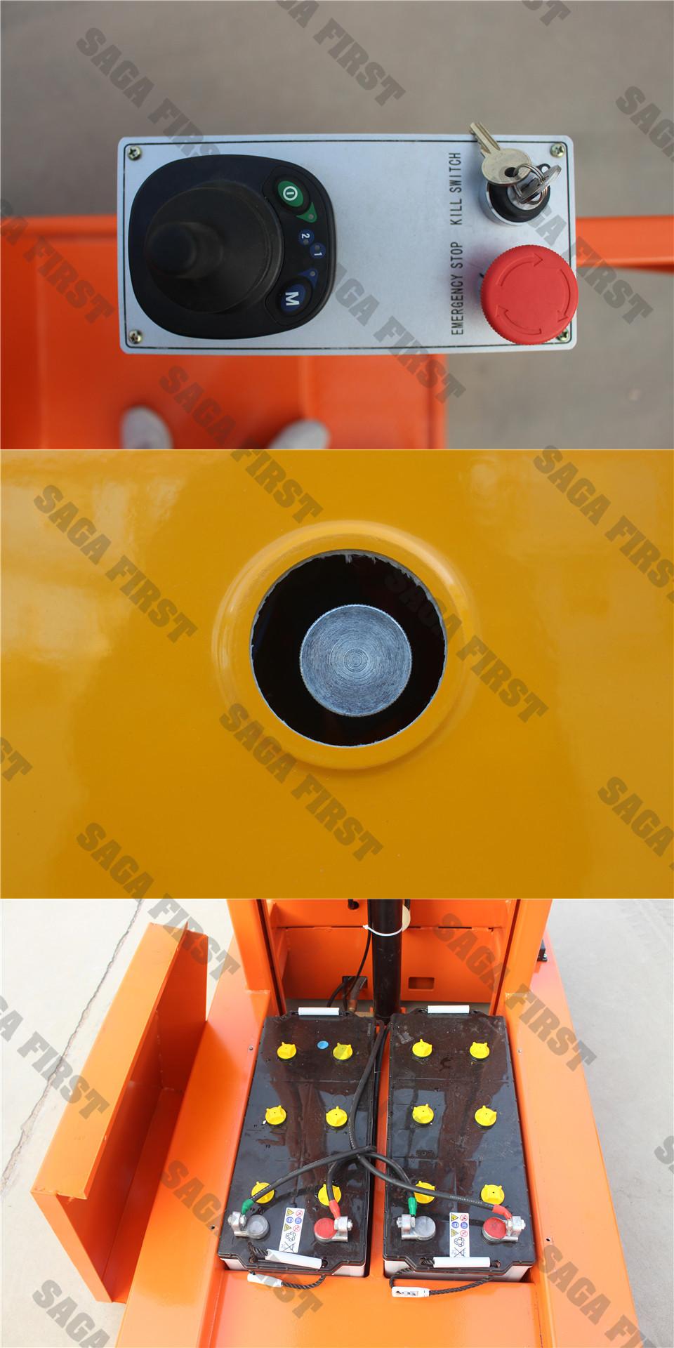 HTB1RXOikuKAUKJjSZFzq6xdQFXaZ - CE Certificated Lifting Equipment Mobile Cargo Lift Electric Stacker