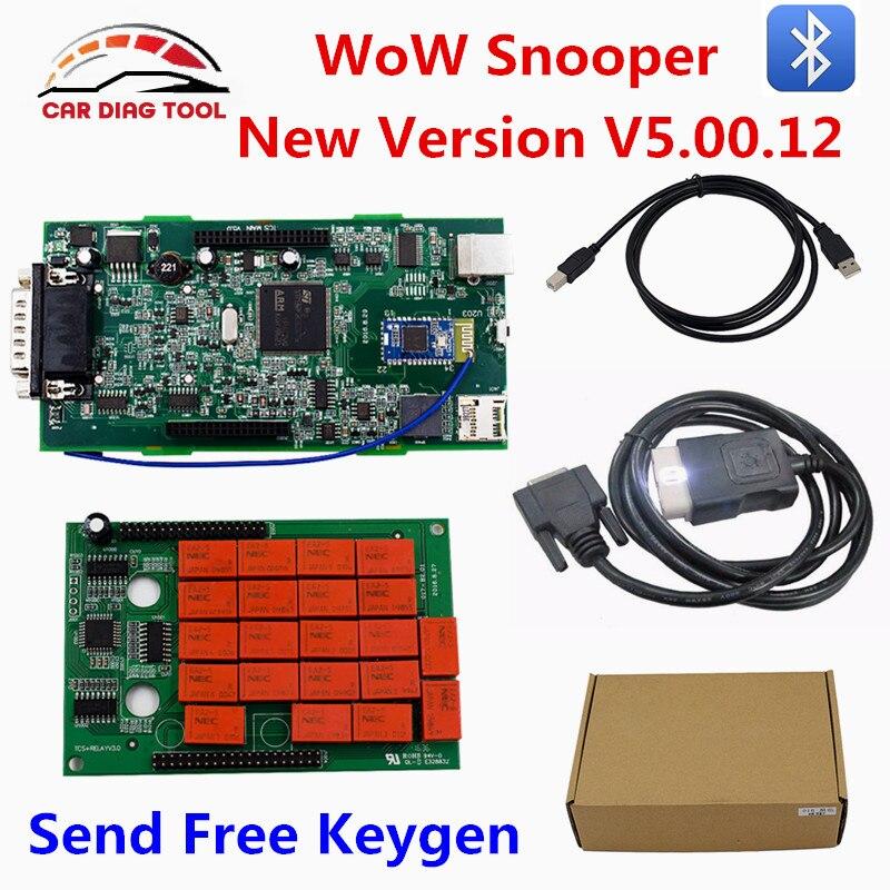 upgrade version wow snooper obd car diagnostic scanner r2 wow snooper bluetooth. Black Bedroom Furniture Sets. Home Design Ideas