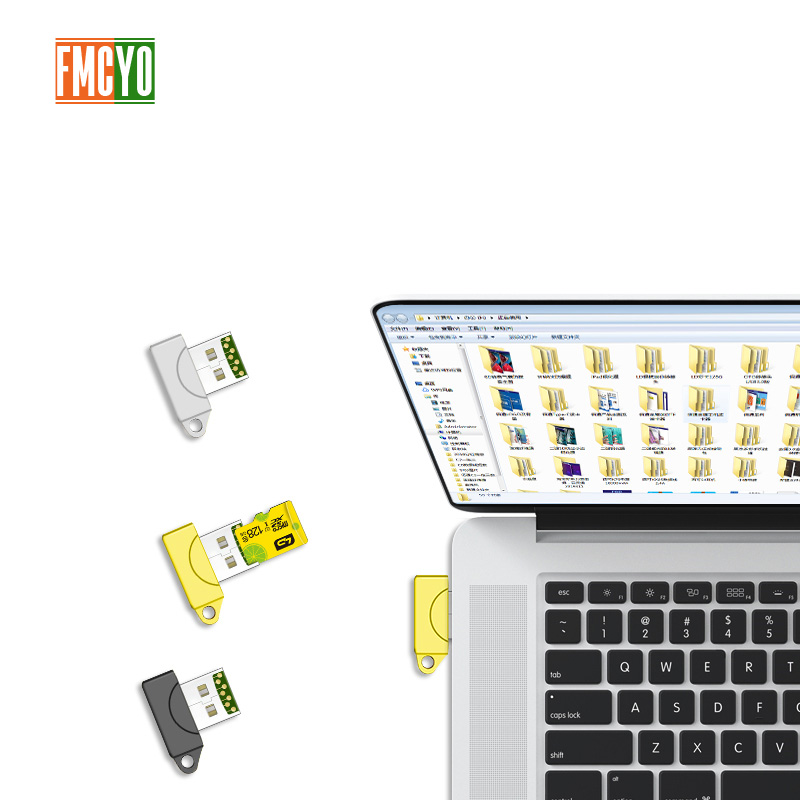 Image 2 - High Speed Mini USB 2.0 Micro SD TF T Flash Memory Card Reader Adapter Aug04 Dropship-in Card Readers from Computer & Office