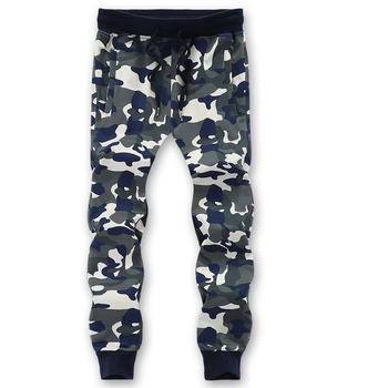 8XL Camouflage New Fashion Spring Autumn Men Pants Casual Tactical Military Camouflage Trousers Men Sweatpants Plus Size L-8XL цена 2017