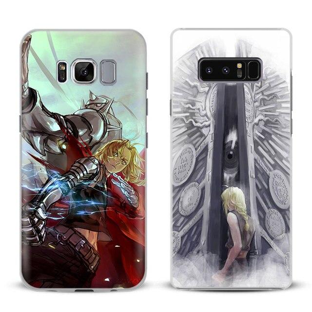 FullMetal Alchemist Anime Phone Case For Samsung
