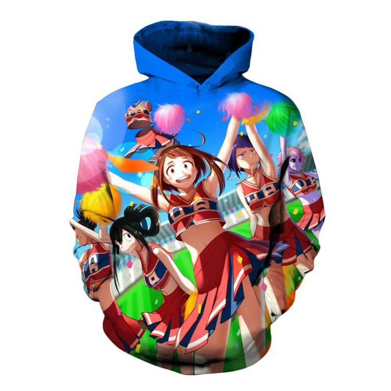 Aliexpress.com: Comprar SOSHIRL No mi héroe 3D Hoodie
