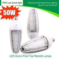 20pcs E39 E40 E27 E26 Waterproof Street Led Retrofit Kits Led Bulb Ip65 30w 40w 50w