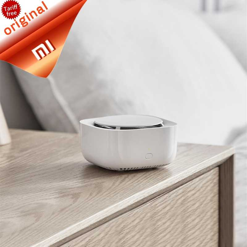 2019 New Xiaomi Mijia Mosquito Repellent Killer Fan Drive Volatilization Timing mode Auto shut-down with LED light use 90 days
