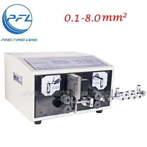 Electric Wire Cutting Machine PFL 03/Fully Wire Stripping Machine ...
