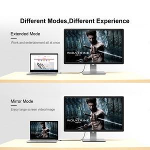 Image 5 - QGEEM HDMI Cáp HDMI To HDMI 2.0 4K Cho Xiaomi Máy Chiếu Nintend Công Tắc PS4 Truyền Hình TVBox Xbox 360 1M 2M 5M Cáp HDMI
