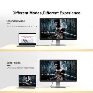 Image 5 - Qgeem Hdmi Kabel Hdmi Naar Hdmi 2.0 Kabel 4K Voor Xiaomi Projector Nintend Schakelaar PS4 Televisie Tvbox Xbox 360 1M 2M 5M Kabel Hdmi