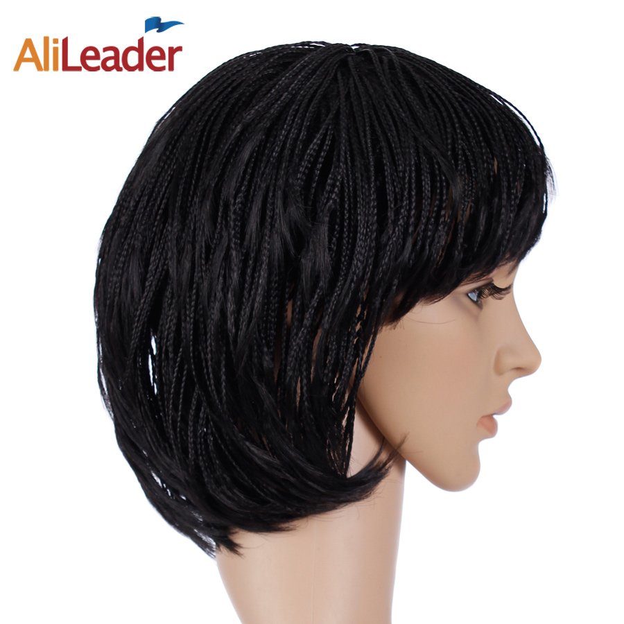Miraculous Popular Micro Braid Wig Buy Cheap Micro Braid Wig Lots From China Hairstyles For Men Maxibearus
