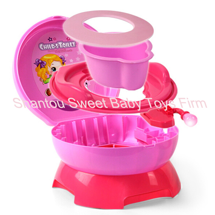 Hot sell New 3 in 1 plastic BO funny baby commode chair kid toilet ...