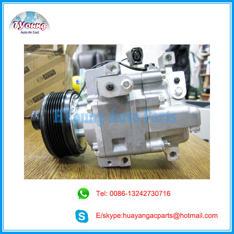 Gowe Air Conditioning Compressor For Car Mazda Cx 7 All: China Supply Auto Air Conditioning Compressor For Mazda CX