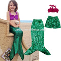 swim mermaid tail little mermaid Swimming Costumes Swimsuit Hipster tail hot style Beachwear girl's dress for girls