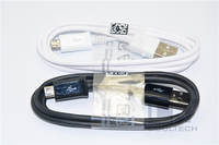 1 M STOPY 5Pin Micro Kabel USB Ładowarka Dla Samsung Galaxy N7100 S4 S3 I9300