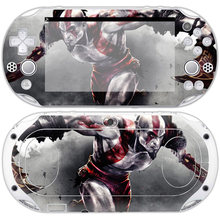 New arrival design vinyl decal game accessories for psp vita 2000 skin sticker(China)