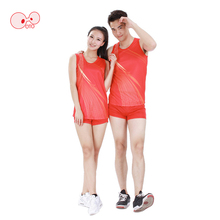 2016 New Couples Style Running Sets Mens Compression Exercise Suit Fitness Clothing Gym Women Yoga Sport Set Tennis Clothing