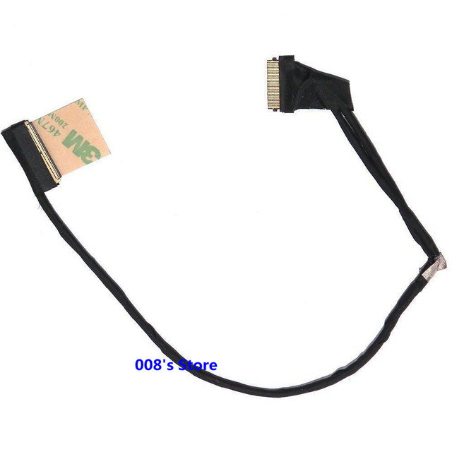 "Nowy Laptop LCD kabel ekranu do Dell INSPIRON 3715 7537 N7537 15 7000 50.47L03.001 LVDS DOH50 DCXMF 0 DCXMF 40 Pin 15.6"""