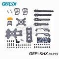 GEPRC GEP-KHX4 5 6 7 элегантные Hybrid-X комплект из углеродного волокна для рамы запасные части для ремонта