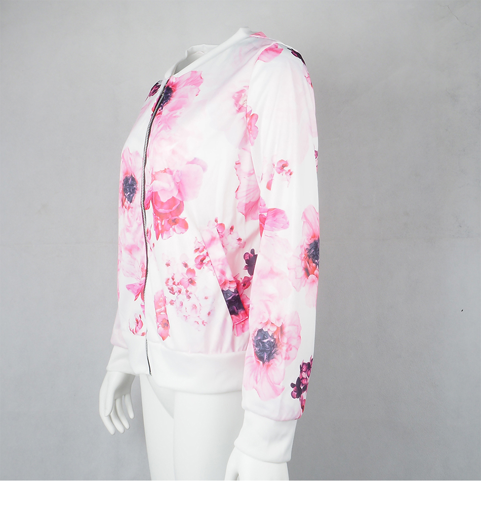 HTB1RXV6UcfpK1RjSZFOq6y6nFXaJ Plus Size Printed Bomber Jacket Women Pockets Zipper Long Sleeve Coat Female Flower Chiffon White Jacket Woman Spring 2019