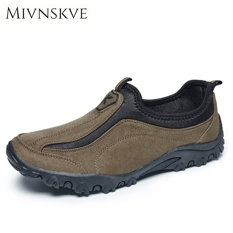 New arrival Low price Mens Breathable High Quality Casual Shoes Suede Canvas Casual Shoes Slip On men Fashion Flats Loafers new casual men shoes loafers high quality faux suede leather fashion breathable male slip on light shoes men flats soft shoes