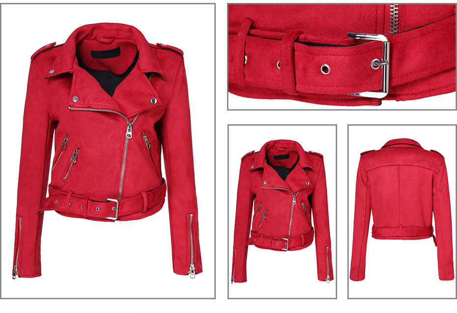 Short Suede Jacket (3)