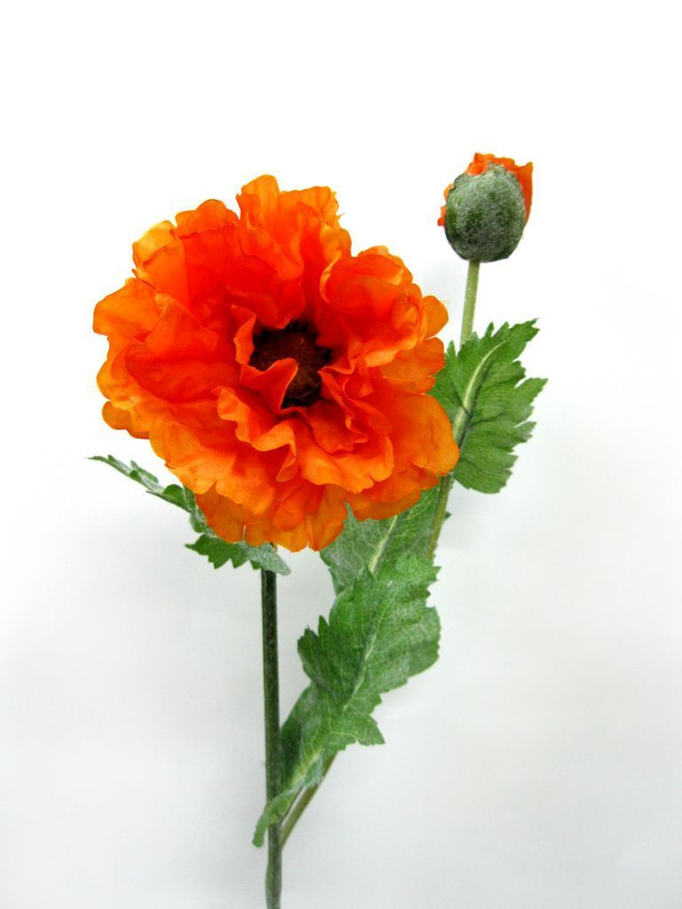 High Artificial Flower Plastic Artificial Flower Artificial Silk Flower Home Decoration Of