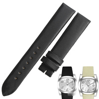 WENTULA watchbands for tissot T009.110/T009.310 ribbon watch band woman