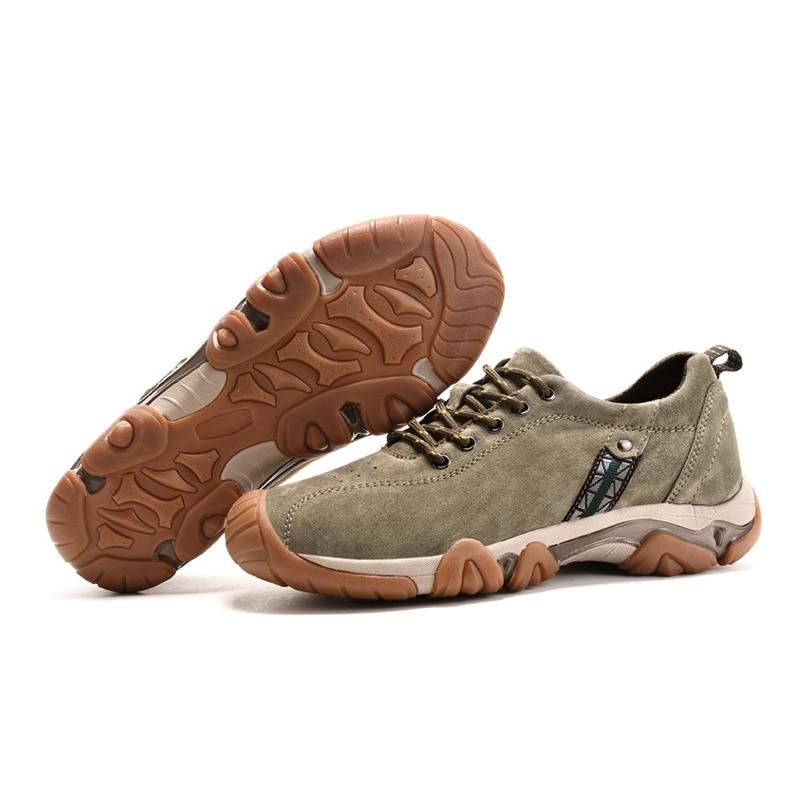 En Fraîches Bleu kaki 2019 Occasionnels Hommes Cuir Mode Sneakers Hauteur Espadrilles Croissante Homme J032 Chaussures Naturel Véritable wAISO