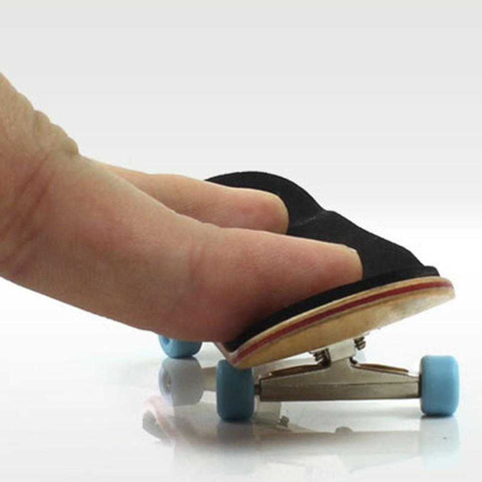 4 Pcs//Set Professional Urethane  Bearing Wheels for Wooden Fingerboard