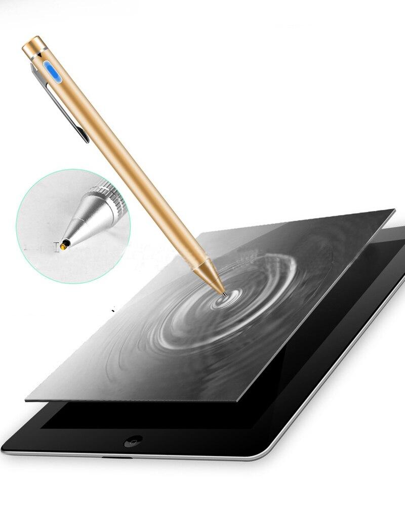 Capacitiva de Tela Sensível ao Toque para Huawei Livro de Mate Ativo e 12 Caneta Tablet pc Stylus Pen Bl-w09 Bl-w19 Bl-w29