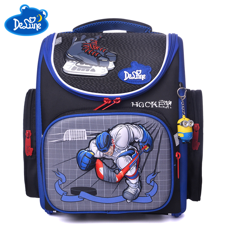 Children School bags for Boys Girls Waterproof Orthopedic schoolbag Primary Backpack Kids Book Bags Children Backpack sac enfant 2016 high quality orthopedic camouflage school bag for boys girls red children waterproof backpack burden school book bags