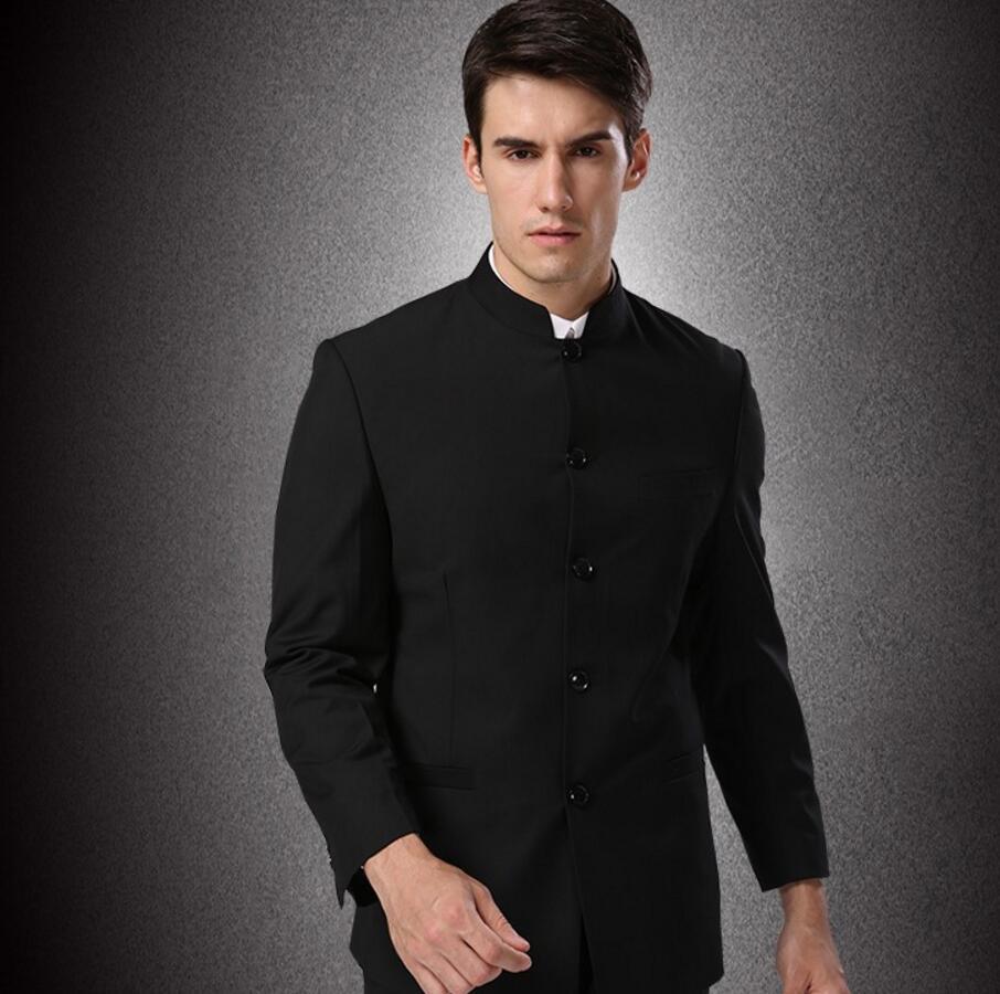 Ivory Tuxedo Jacket