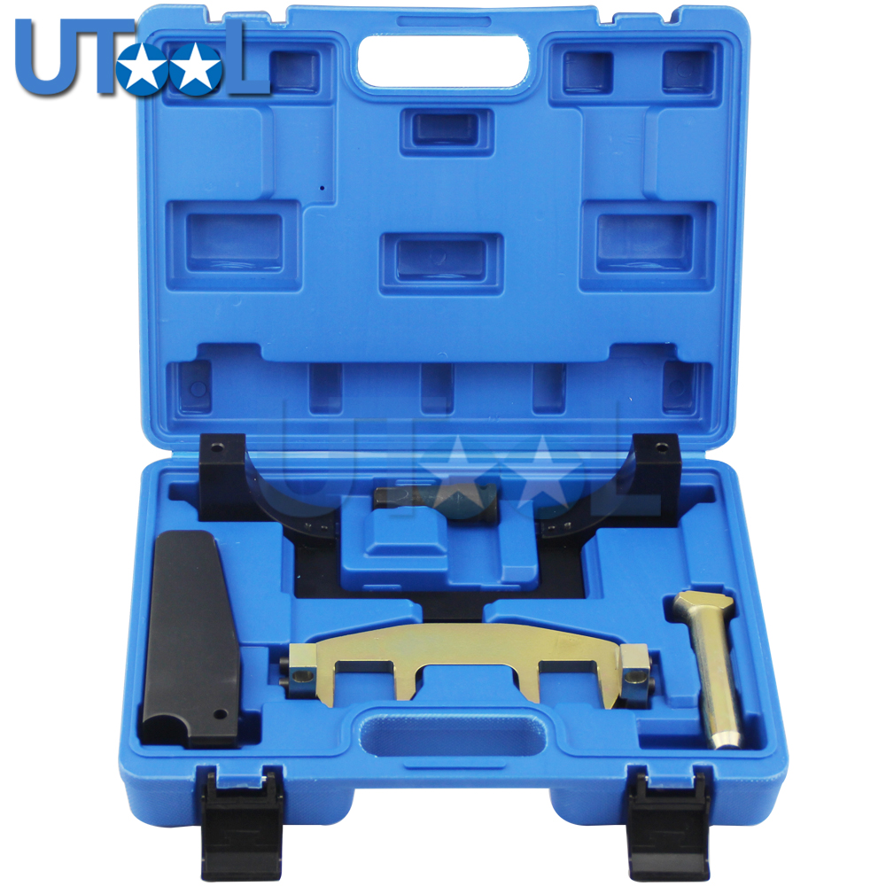 UTOOL Camshaft and Timing Chain Installation Kit Engine Timing Tool Suitable For BENZ M271 wholesale 2 2 2 5 dci engine camshaft timing tool crankshaft alignment locking set for renault auto repair tools 2pcs lot