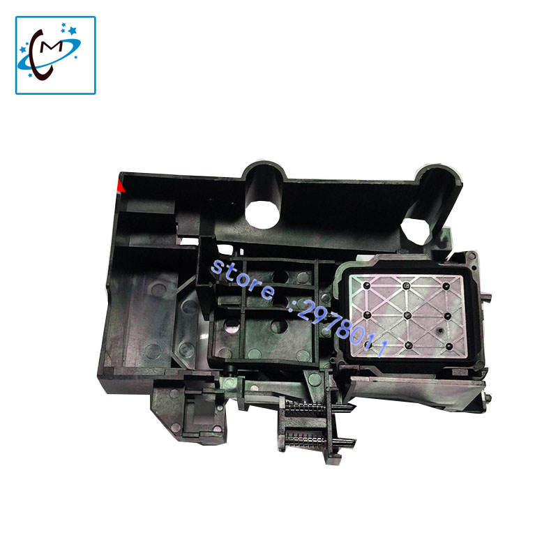 Fast shipping! inkjet printer of Mutoh 1604 1604E 900C dx5 print head cleaning capping station assembly spare parts on selling hot sale dx5 head solvent sheet capping assembly cleaning unit for mutoh 1604e 1604 900c piezo photo printer ink stack part