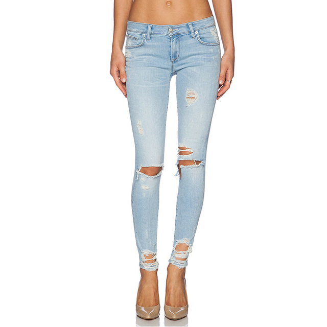 Ripped Jeans Women | Jeans To