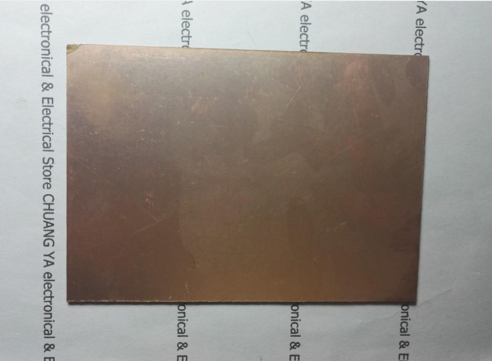 7*10 10x15 10*20 15*20 20*30 мм односторонний стекловолокно или бакелит медь-одетый универсальная пластина/печатная плата