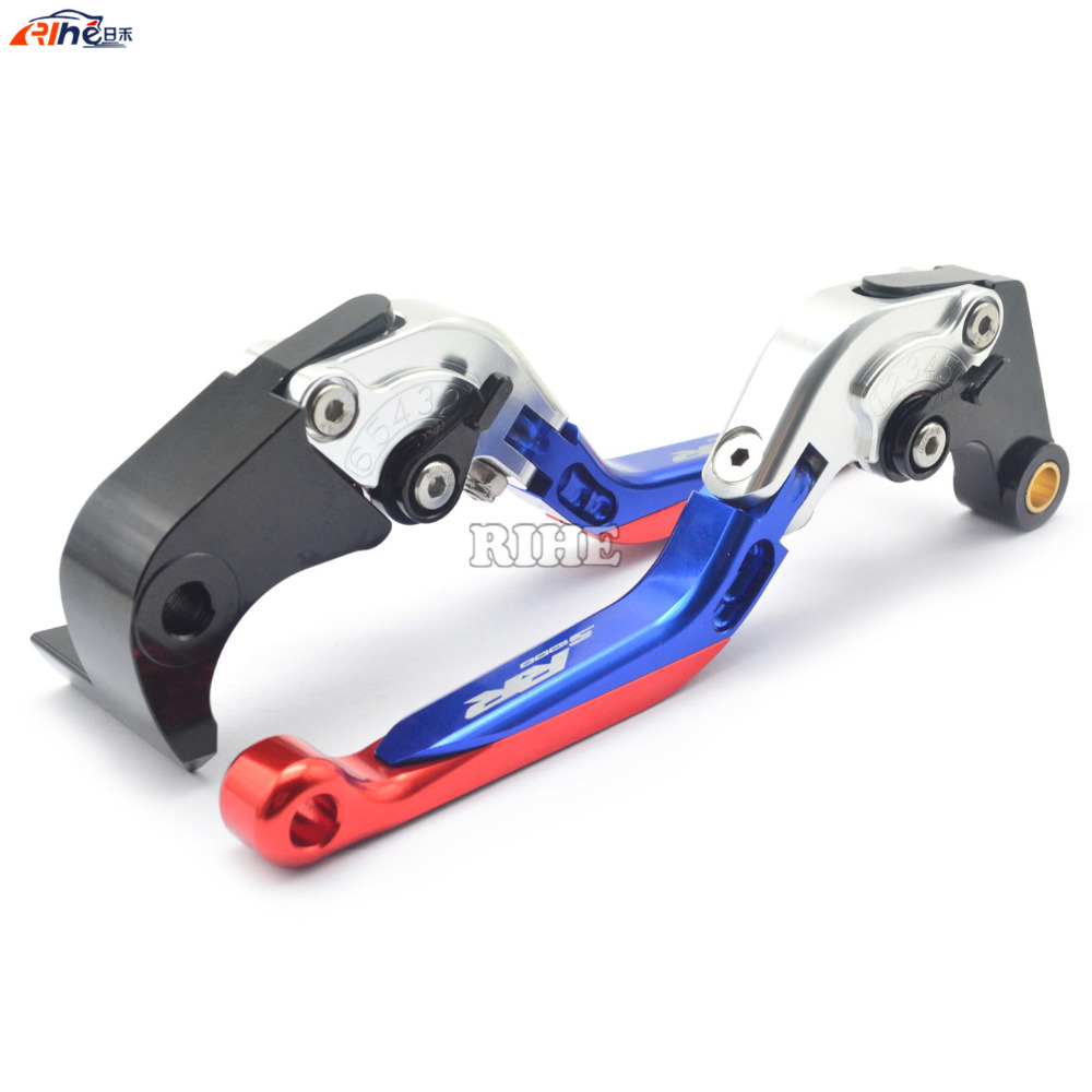 ФОТО Motorcycle CNC Aluminum adjuster Brake Clutch Lever For BMW S1000RR S1000 RR 2015-2016