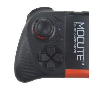 Image 5 - MOCUTE 050 Bluetooth Wireless Controller Fernbedienung Für IOS Android smartphone VR Gamepad Joystick