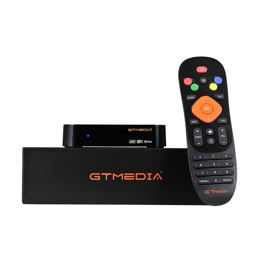 Boîte IPTV GTMEDIA G2 android tv boîte H.265 WIFI navire du brésil France 6000 + Live 1500 vod adulte xxx smart iptv boîte d'abonnement - 5