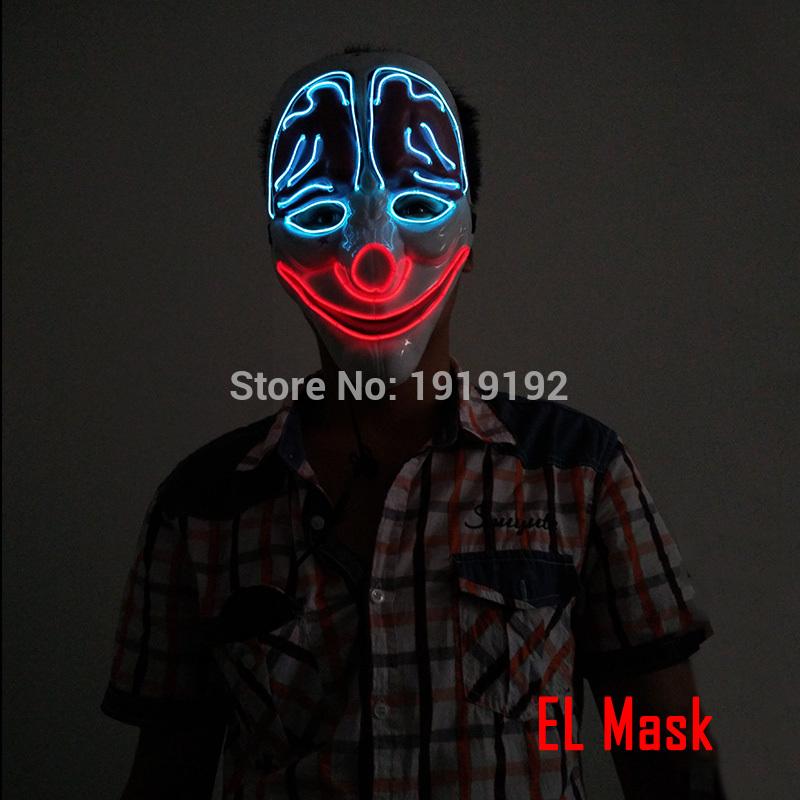 HTB1RX JRVXXXXX9XFXXq6xXFXXXH - Mask Light Up Neon LED Mask For Halloween Party Cosplay Mask PTC 260