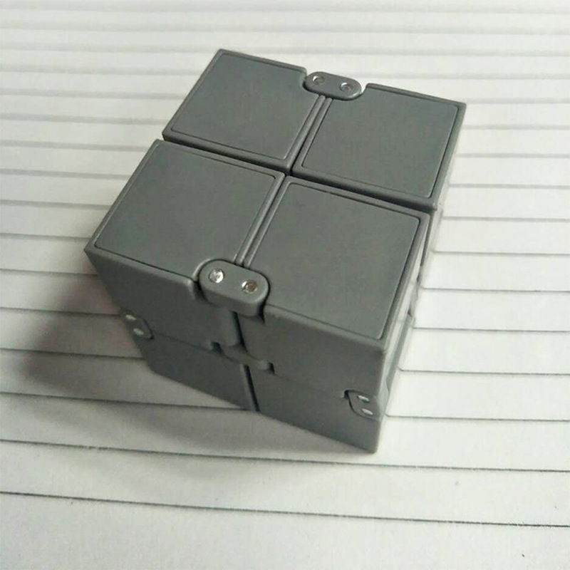 Toys Anti-Pressure-Toy Magic-Cube Stress-Relief Anxiety EDC Mini Blocks Best-Gift Funny img4