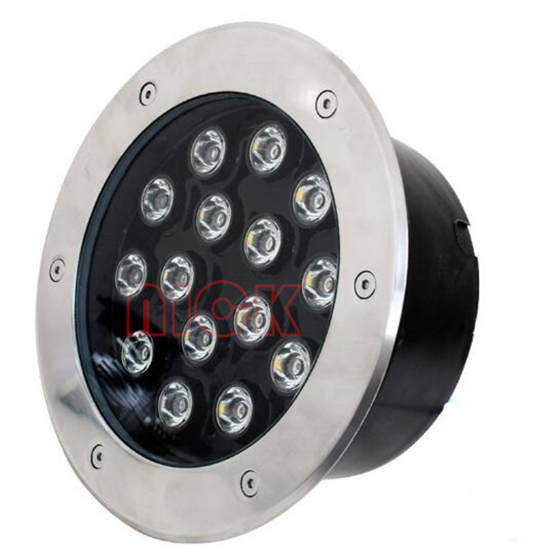 Led Bulbs & Tubes 4pcs/lot 15w Led Light Spot Lamp Waterproof Ip67 Lamp Outdoor Underground Garden Light Ac85-265v Free Shipping
