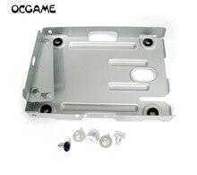 12 סטים\חבילה Super Slim כונן מגש HDD מחזיק הרכבה סוגר תיבת עבור PS3 קונסולת מערכת צ ך 4000 סדרה OCGAME