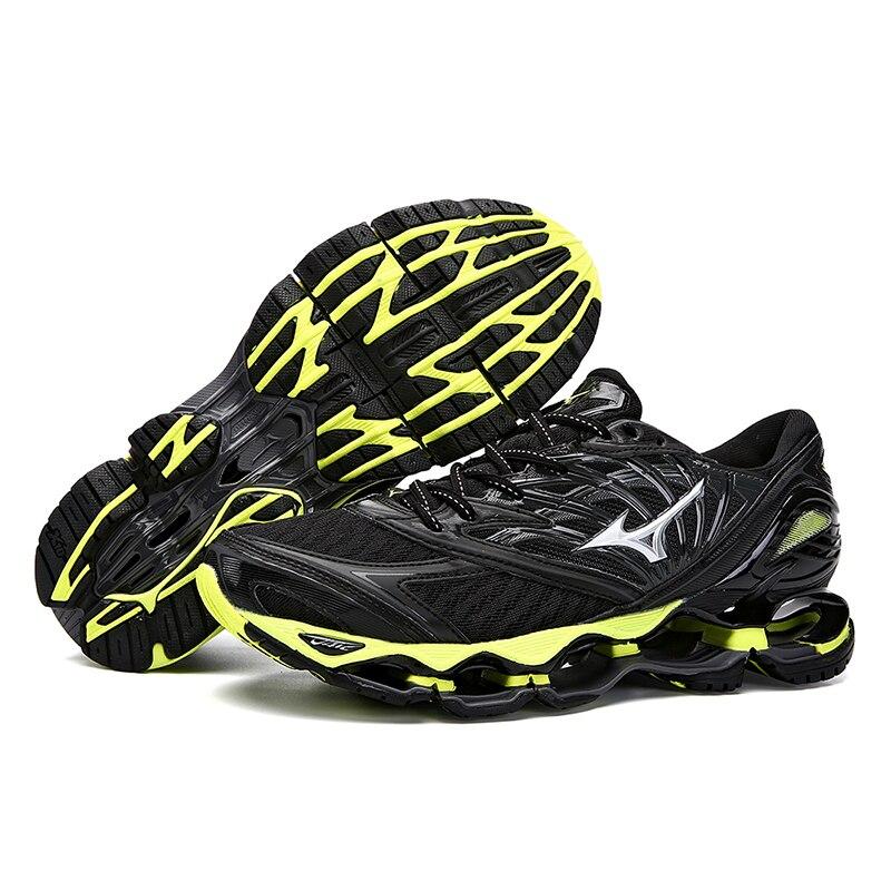 2019 Mizuno Wave Prophecy 8 Professional Mens Shoes Outdoor Sport Mizuno Shoes zapatillas Weightlifting Shoes Size 40-452019 Mizuno Wave Prophecy 8 Professional Mens Shoes Outdoor Sport Mizuno Shoes zapatillas Weightlifting Shoes Size 40-45