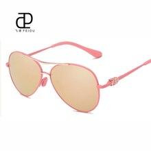 FEIDU Cabritos de La Manera gafas de Sol Polarizadas Marco De Plástico gafas de Sol Niños Niñas Niños Gafas Gafas UV400 Gafas De Sol Gafas