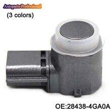3 colori 284384GA0A 28438-4GA0A Nuovo di Alta Qualità di Controllo Distanza di Parcheggio PDC Sensore Per Nissan Auto