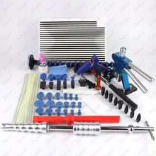 Universal Lifter Glue Puller Tab Hail Removal Paintless Dent Repair Tools Kits