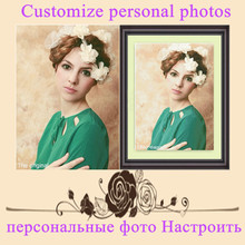 Make Your Own 3D DIY Diamond Painting Full Square Cross Stitch Diamond Embroidery Needlework Personal Picture Photos Custom