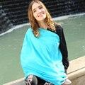 14 Cores Nova Mãe Amamentação Capa De Enfermagem 95% algodão de Enfermagem da Maternidade Avental Amamentação