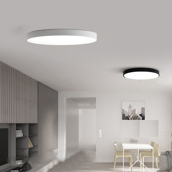 50*5cm Modern Simple Round Bedroom Led Ceiling Light Ultra-thin Led Ceiling Lights living room lights led Ceiling Lamp Fixtures
