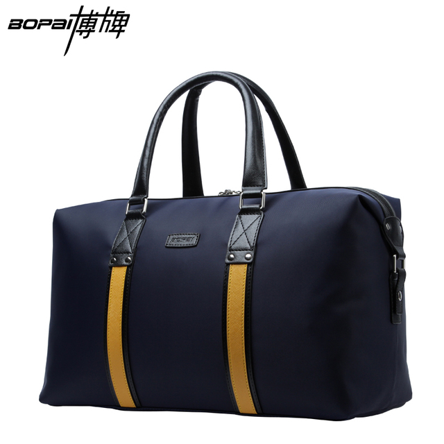 BOPAI High Quality Waterproof Men Travel Bags Versatile 2016 Women Travel Bag Top Handle Tote Bag Luggage maletas de viaje mujer
