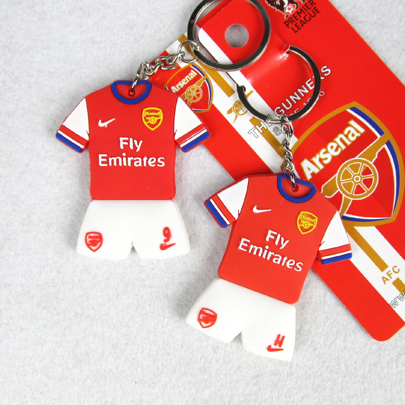 592c8981d Football fans supplies star team soccer jersey national team key chain-in Key  Chains from Jewelry & Accessories on Aliexpress.com | Alibaba Group